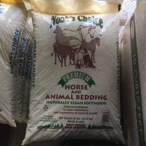 Noah's Choice Animal Bedding Pellets 40 lb