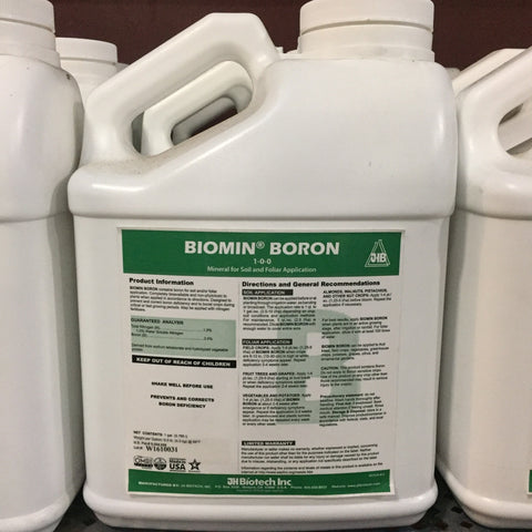 Boron - Biomin liquid  1 gal