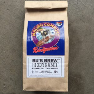 Bu's Brew Compost Tea Biodynamic