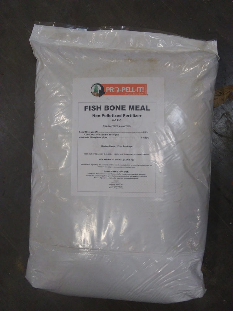 Fish Bone Meal   50lb