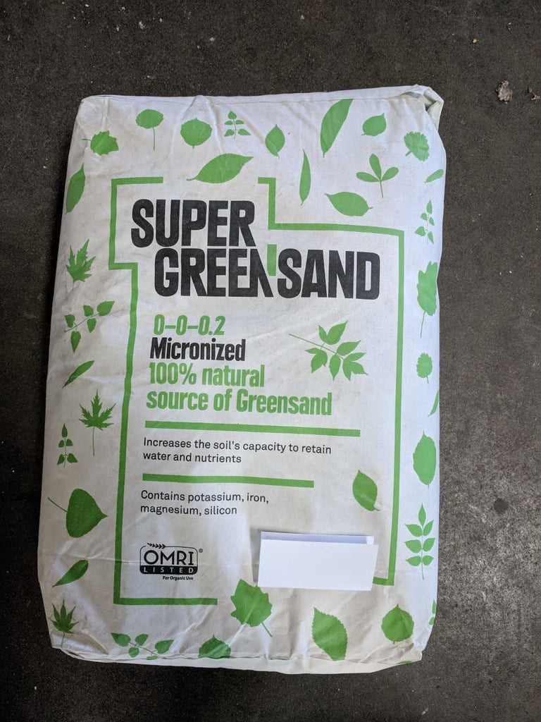Super Greensand   44 lb