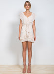 Wish - Gold Dust Dress (Cream)