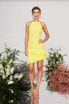 Cooper Street - Acaia Frill Dress (Citrus)