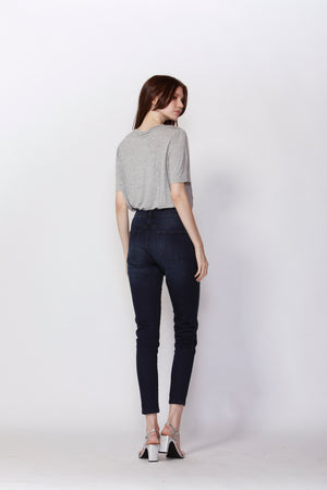 Fate & Becker - Camden Skinny Jean (Dark Ink)