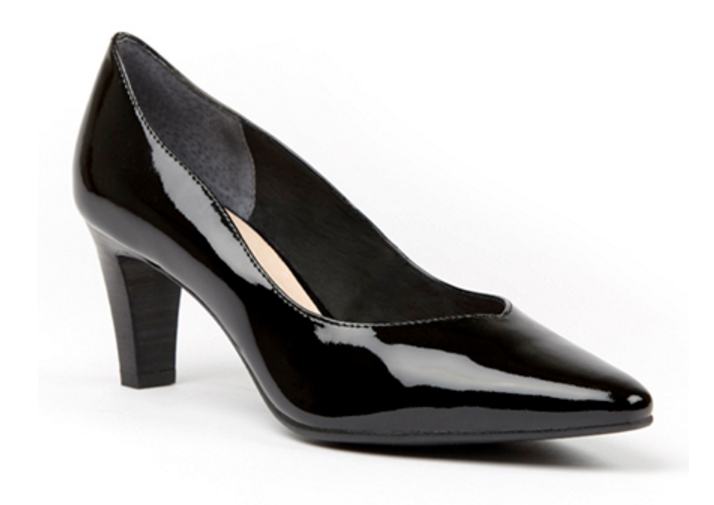 Diana Ferrari (Supersoft) - Martine (Black Patent)