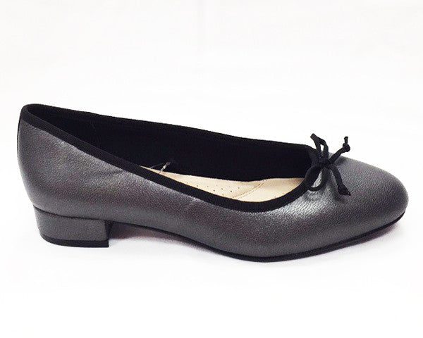 Hush Puppies- Diana (Gunmetal)