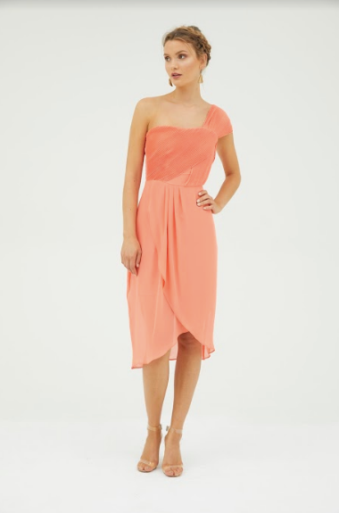 Cooper Street - Saffron OS Dress (Watermelon)