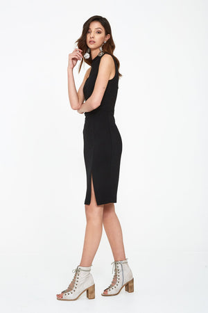 Shilla - Seeker Bodycon Dress (Black)