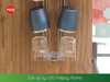 Giá úp ly, cốc Happy Home