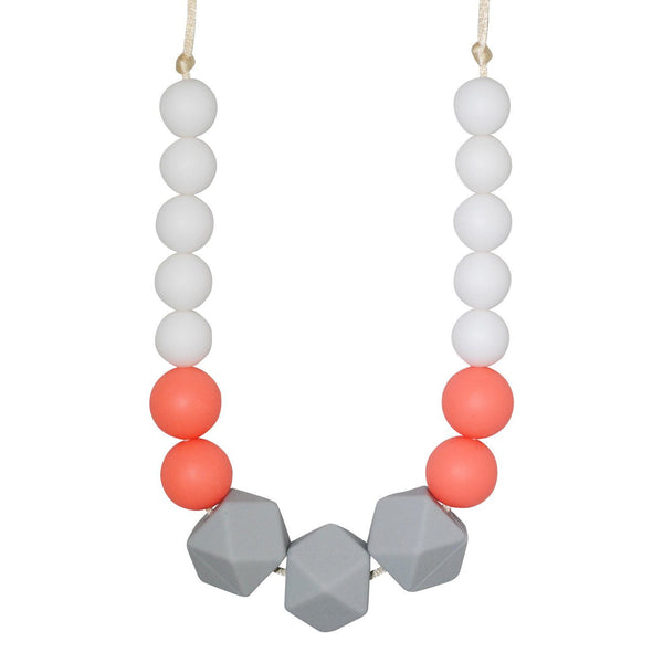 Silicone Teething Necklace - Calliope - Glitter & Spice