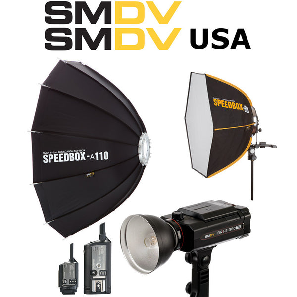 SMDV - Lighting Equipment & Remotes