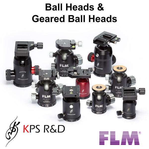 Ball Heads & Geared Ball Heads