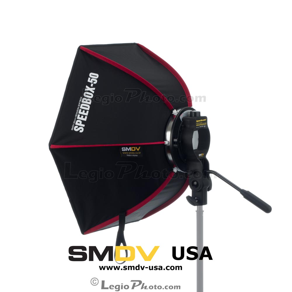 SMDV Speedbox-S50 - 21 inch (50 cm) Hexagon Softbox