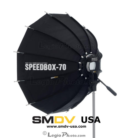 SMDV Speedbox-S70 - 28 inch (70cm) Dodecagon Softbox