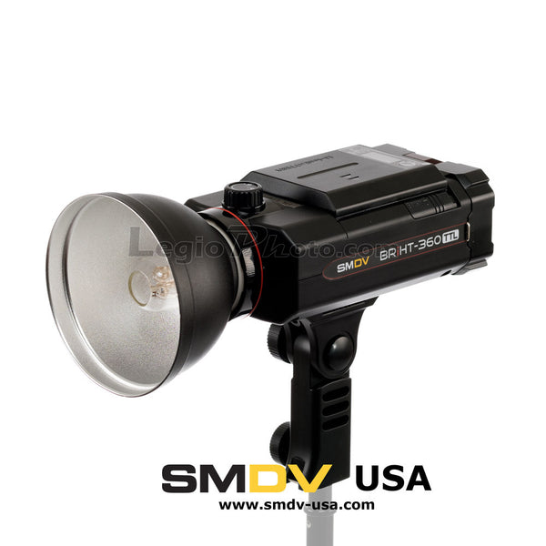SMDV BRīHT-360 TTL HSS Compact Monolight + Flash Trigger Kit