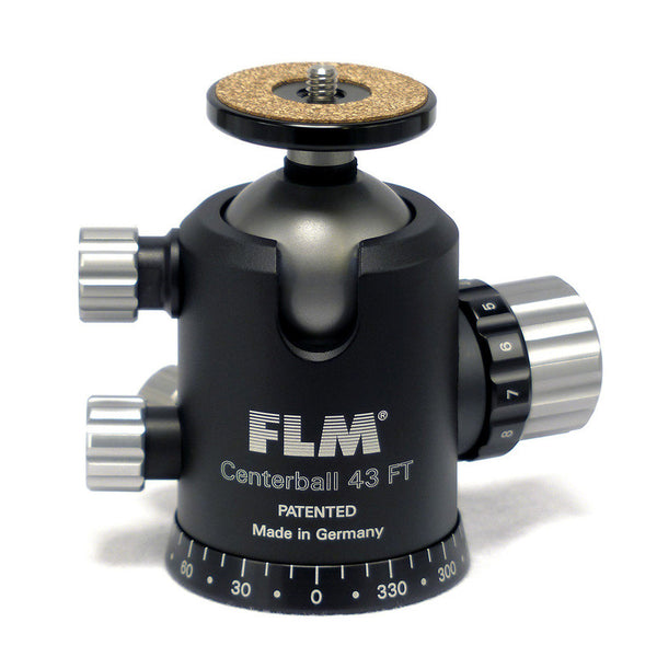 FLM CB-43FTR Ball Head