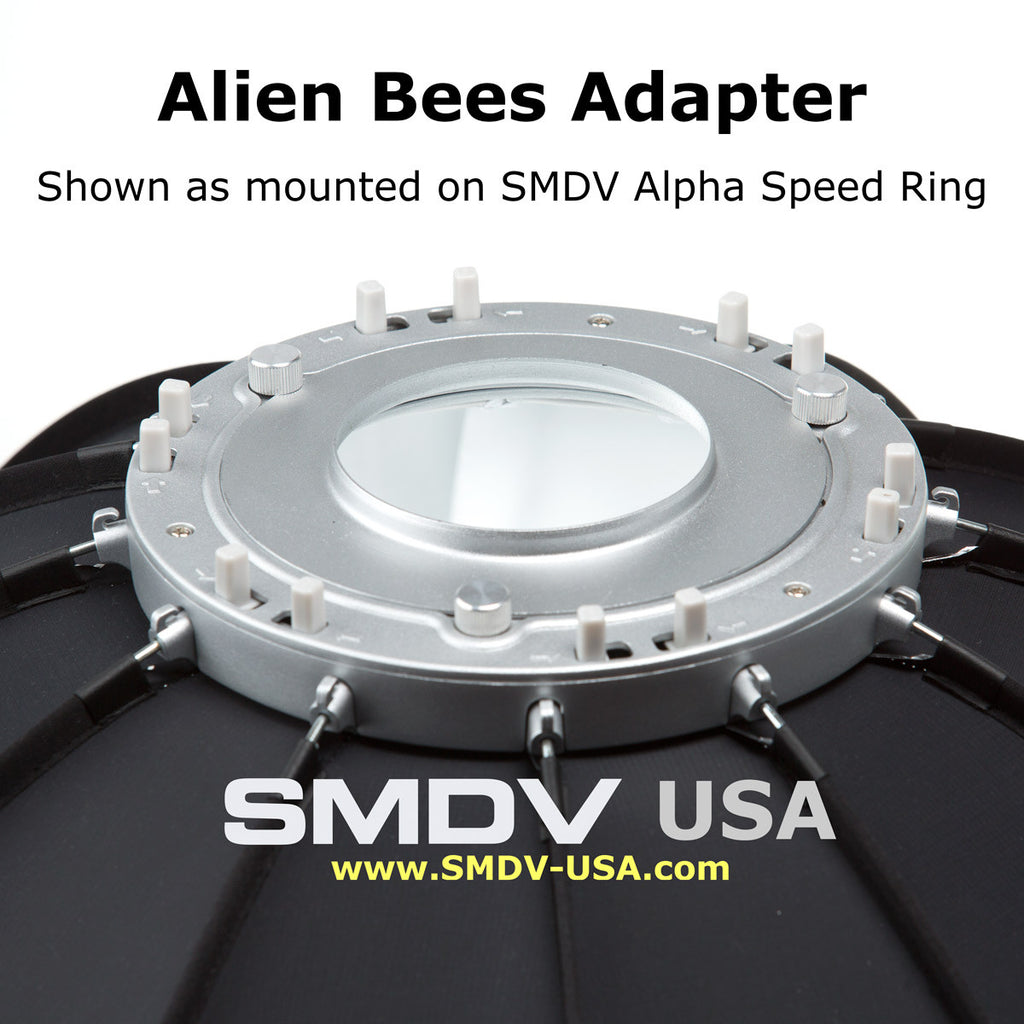 SMDV Mount Adapters for Alpha Speedbox