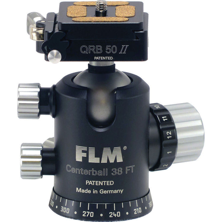 FLM CB-38FTR Ball Head