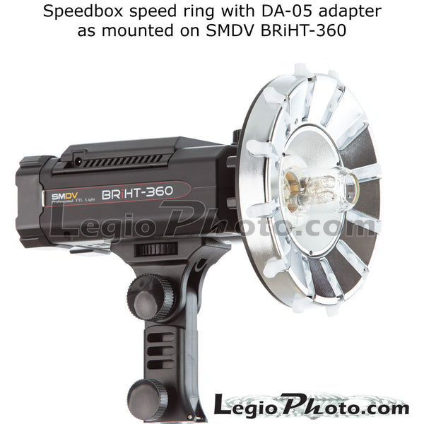 SMDV DA-05 Speedbox Adapter for BRiHT-360