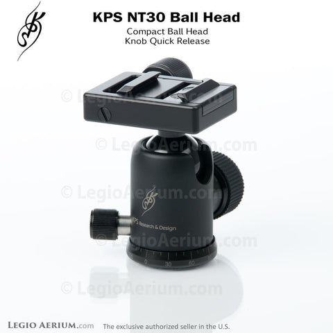 KPS NT30 Compact Ball Head
