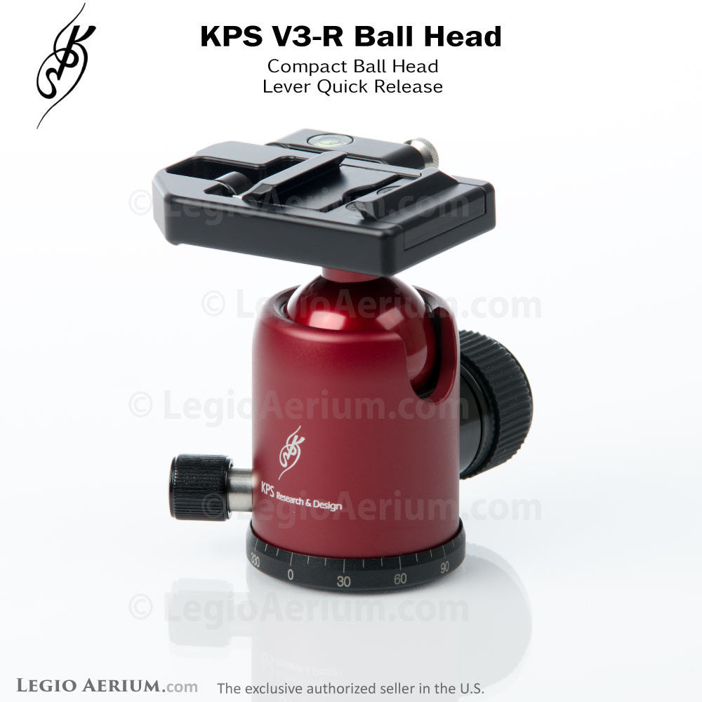 KPS V3 Compact Ball Head