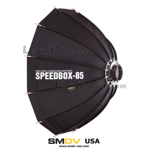 SMDV Speedbox-S85 - 34 inch (85cm) Dodecagon Softbox