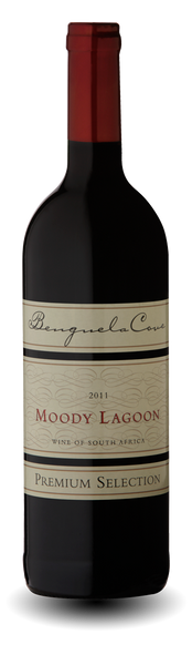 Benguela Cove Moody Lagoon Red Blend 2011, Walker Bay