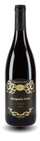 Benguela Cove Shiraz 2014, Walker Bay - IWSC Gold Medal