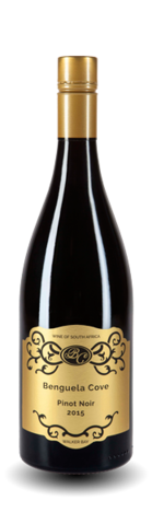 Benguela Cove Pinot Noir 2015, Walker Bay