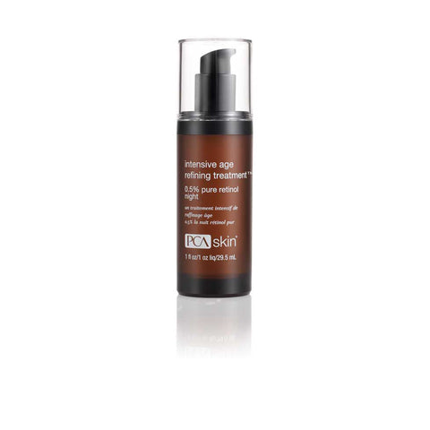 The ultimate pure retinol nighttime treatment for those concerned with aging skin including fine lines, wrinkles and uneven skin tone.