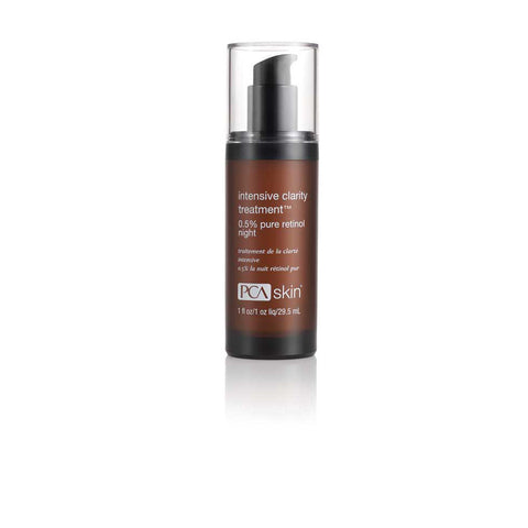 The ultimate pure retinol nighttime treatment for those prone to breakouts.
