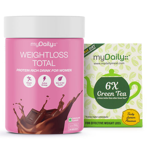 Two Step Weight Loss - 25 Day Pack ( For Women )