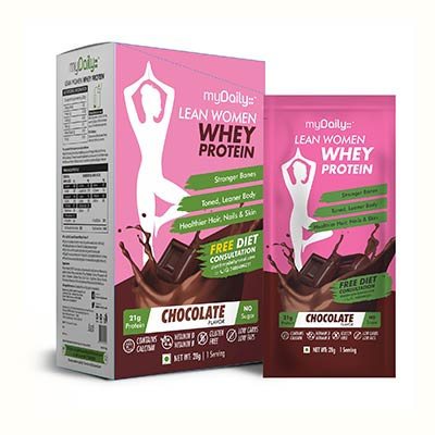 Lean protein for Women - Chocolate