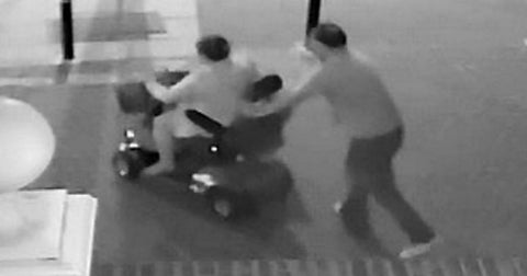 mobility scooter theft