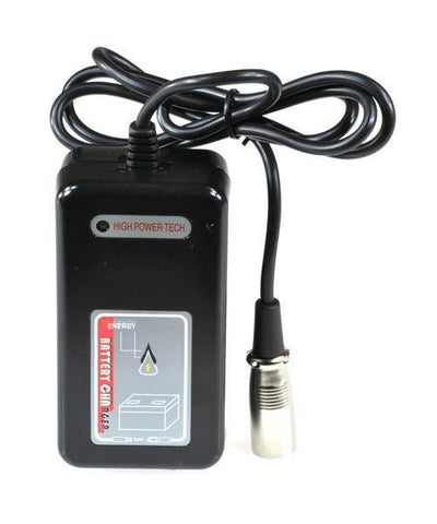 2A SLA Battery Charger with Safety Mark