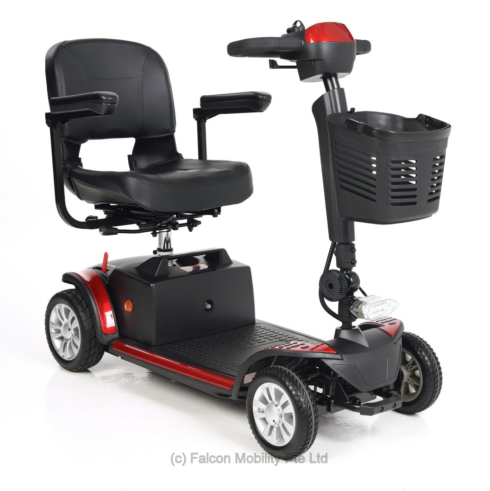 Budget-Lite 4-Wheeled Mobility Scooter