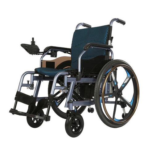 JRWD503 Economy Dual Function Power Wheelchair