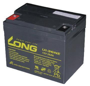 Long 12V 36AH SLA Battery