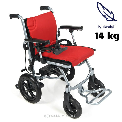 "Ultra-Lite ""D"" Electric Wheelchair (14kg)"