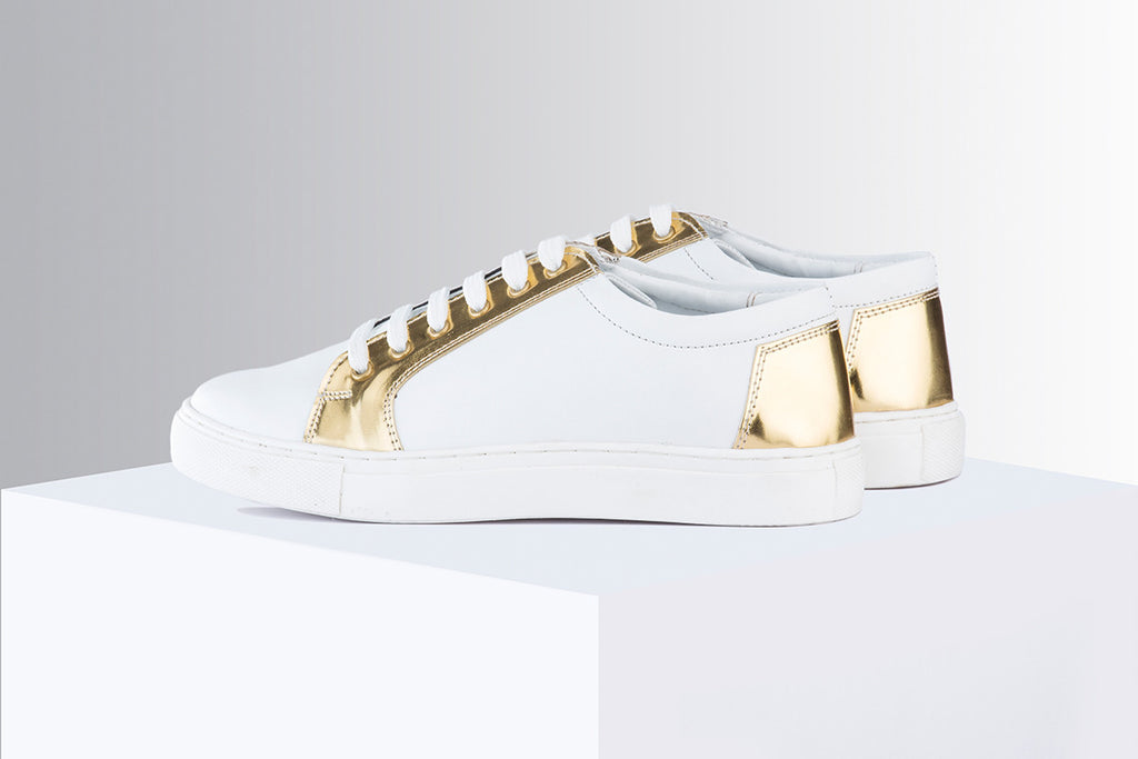White-Gold Super Slicks