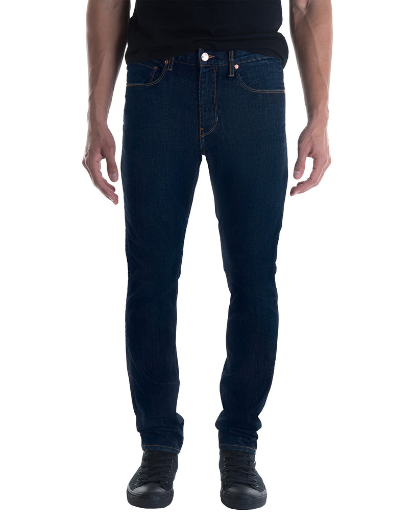 Alpha Denim Dark Indigo