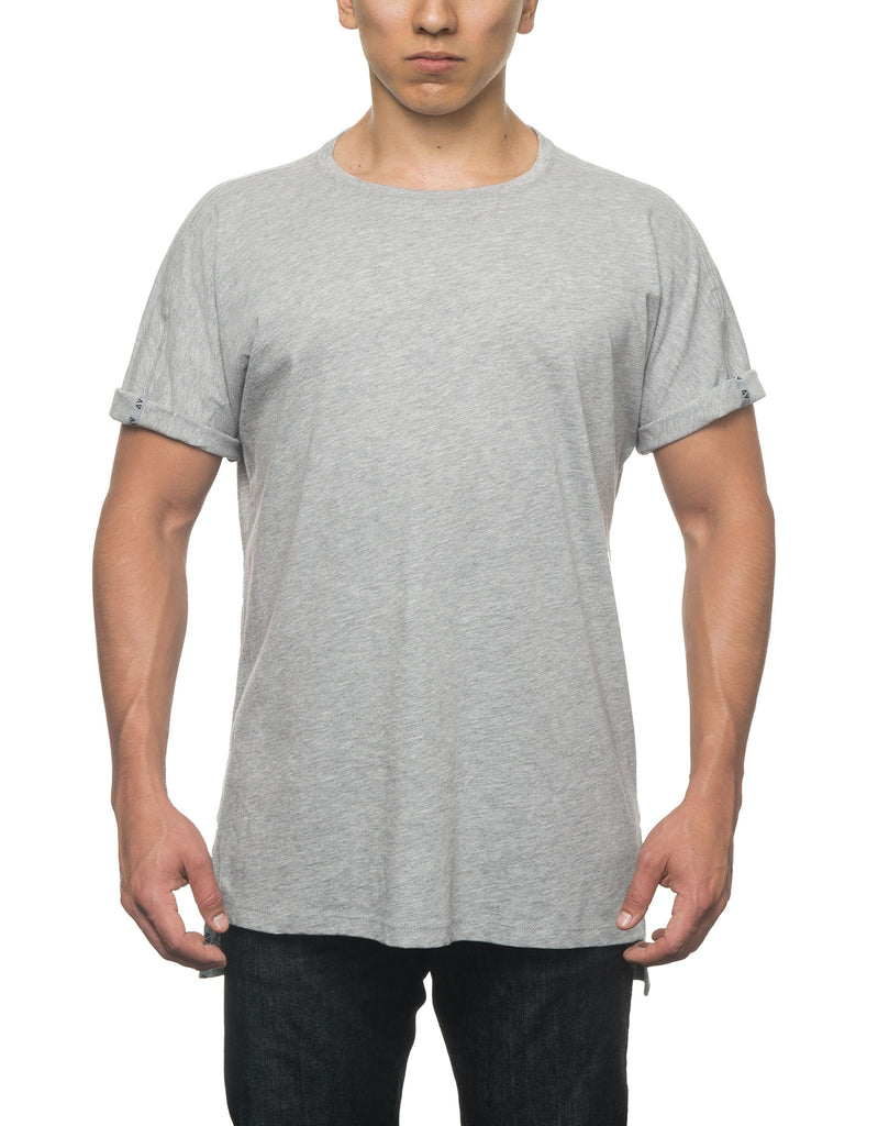 Dolman Heather Grey