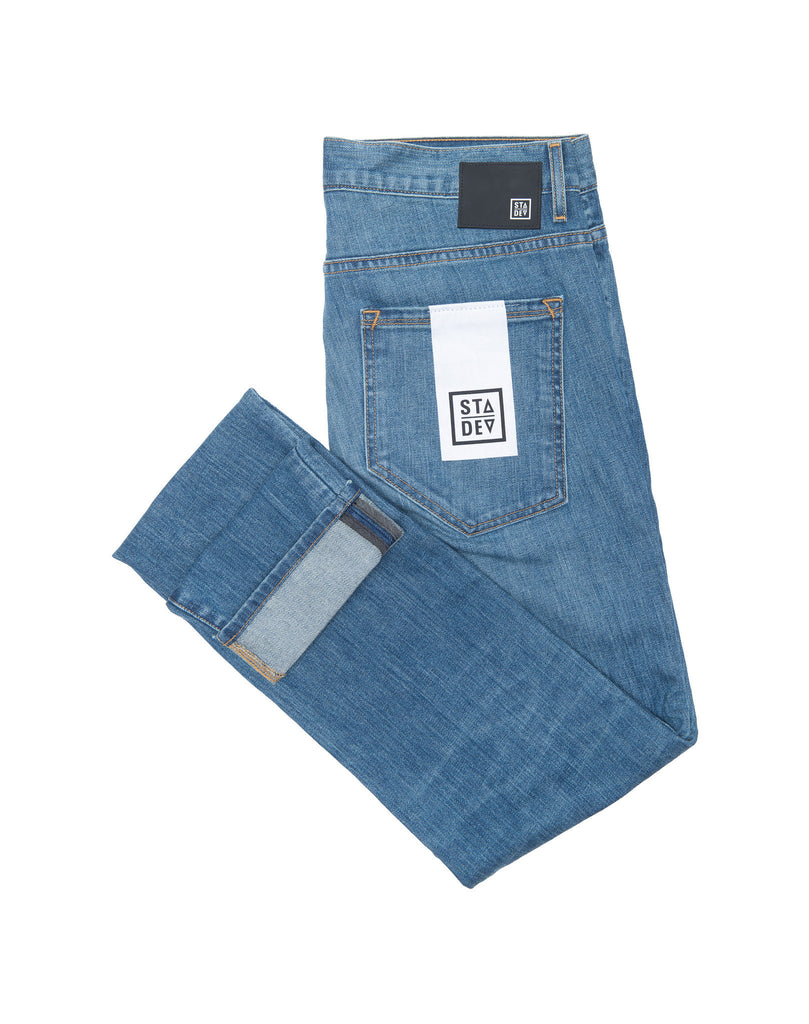 Gamma Denim Light Indigo