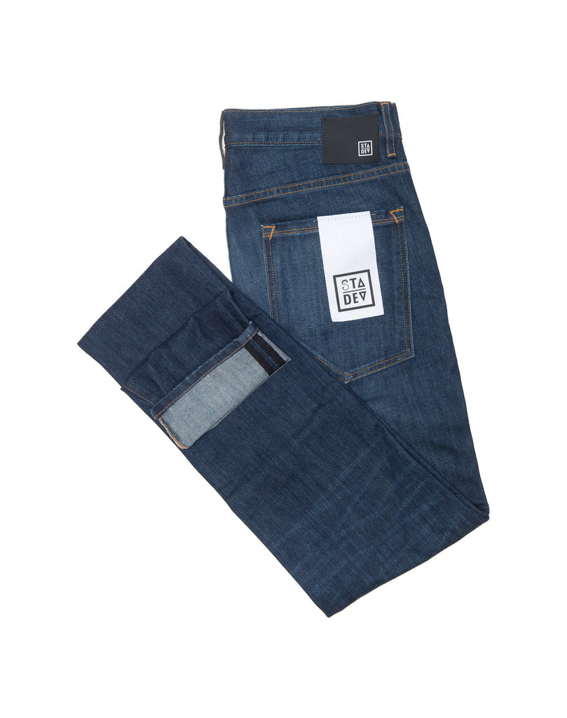 Beta Denim Medium Indigo