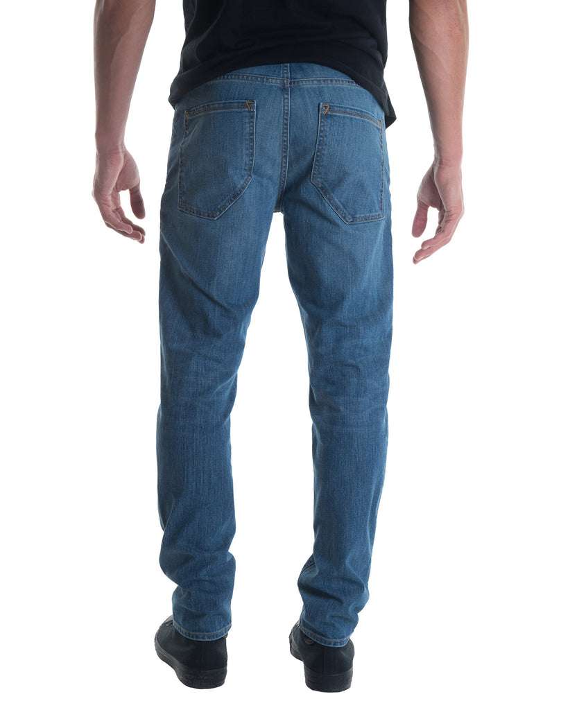 Alpha Denim Light Indigo
