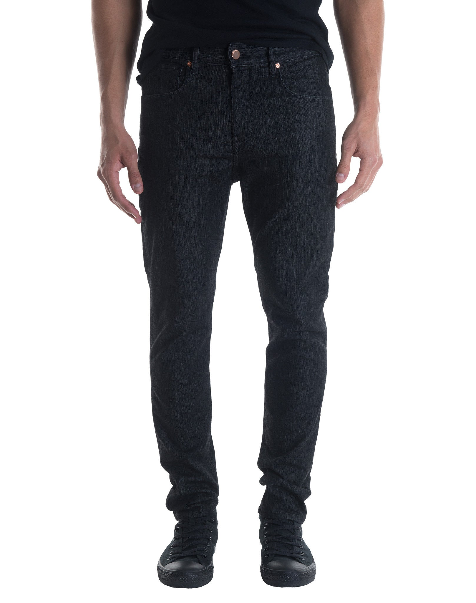 Beta Denim Black