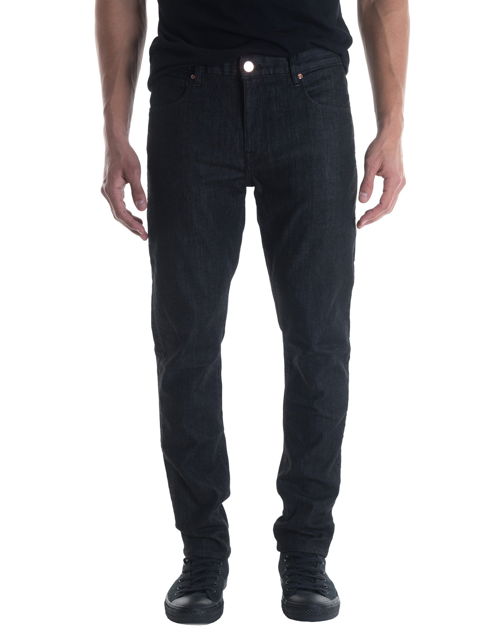 Alpha Denim Black