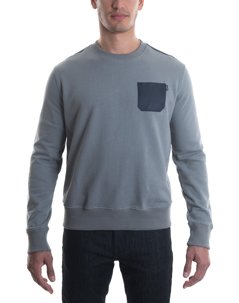 Slim Fit Sweatshirt Stone