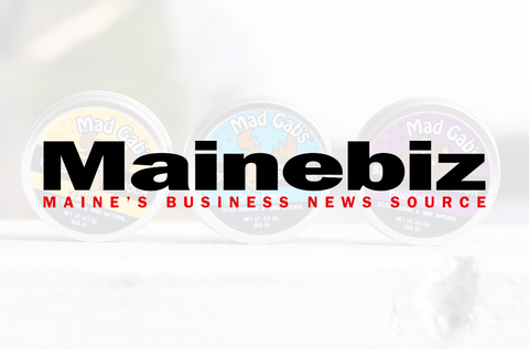 Maine Biz Maine's Business News Source Interview with Mad Gab's Founder Gabrielle Melchionda