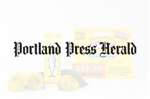 Mad Gab's Portland Press Herald Feature Image